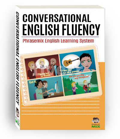 Conversational english fluency